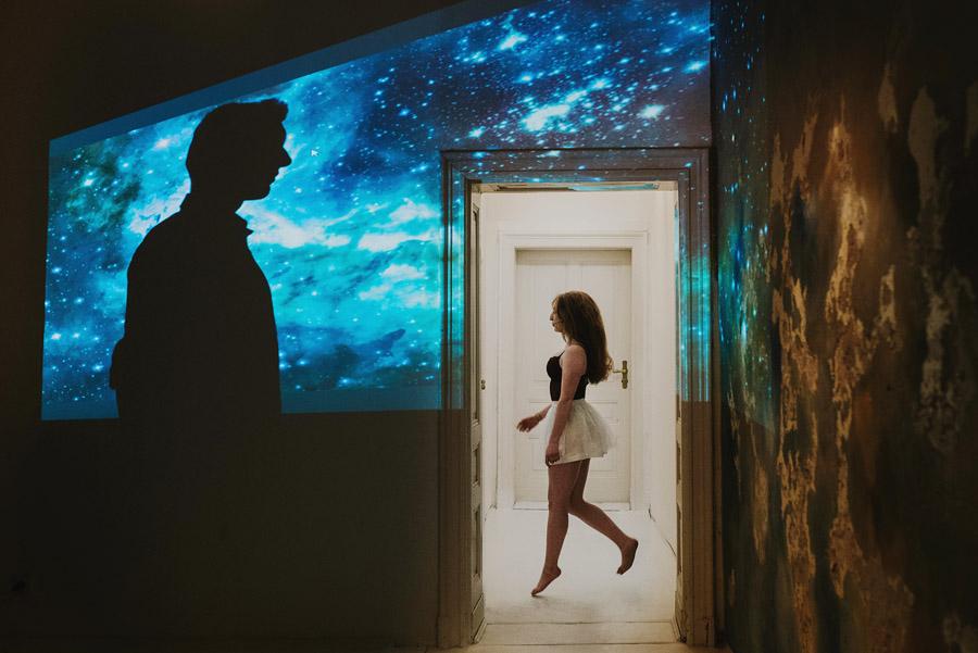 zdjęcia zakochanych Śląsk - love in the stars