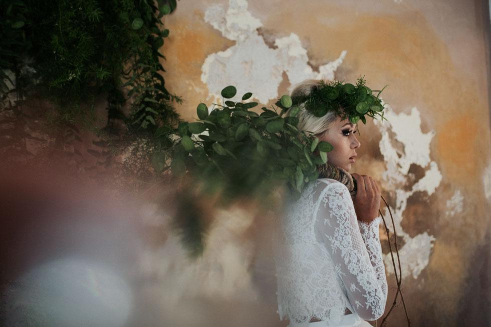 stylizowana sesja ślubna monika juraszek