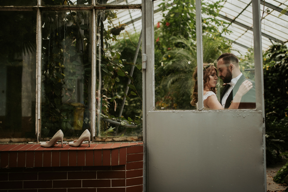bajkowa fotografia ślubna