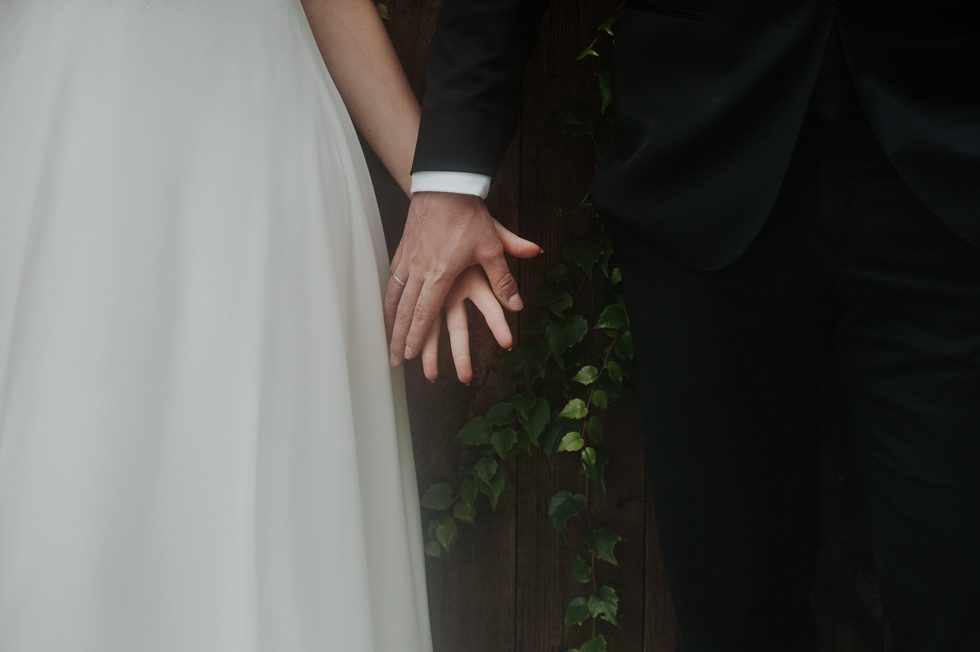 magia w fotografii ślubnej