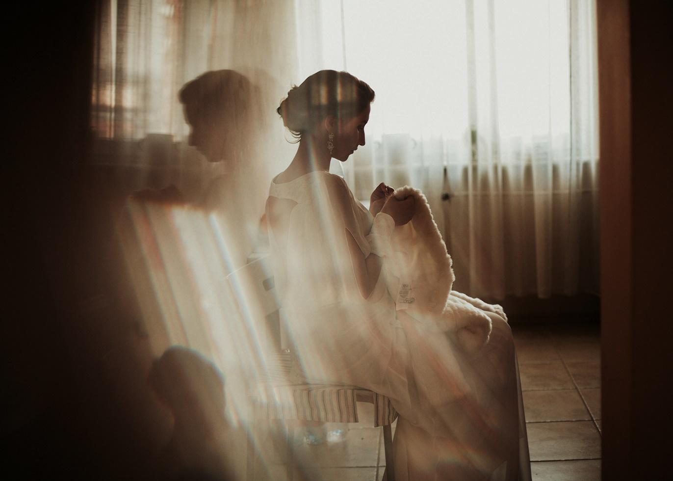 przygotowania zdjęcia ślubne