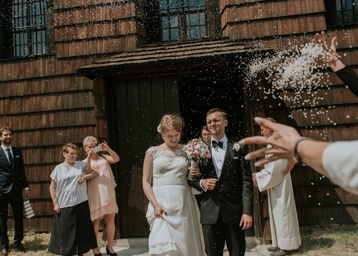 bajkowe zdjecia ślubne