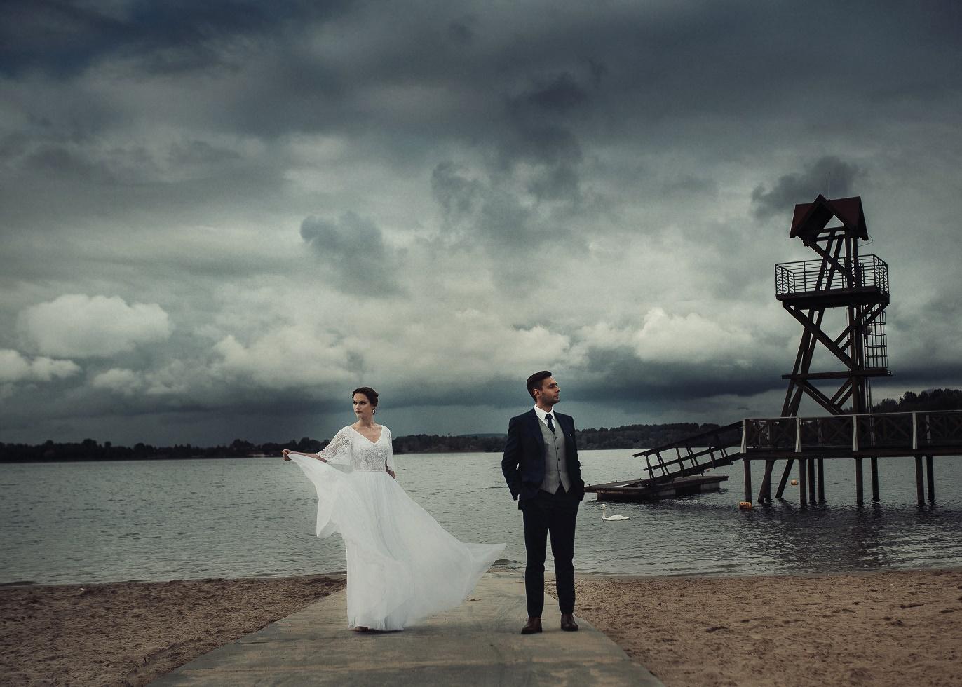 bajkowy plener ślubny