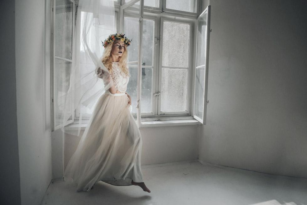 sesja stylizowana ślubna
