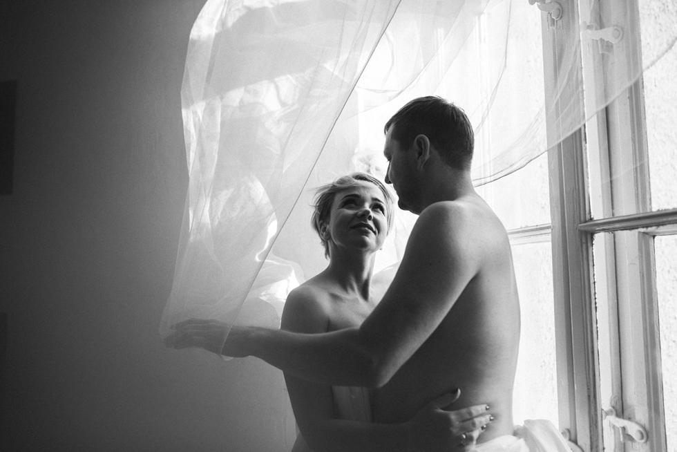 sesja małżeńska intymna