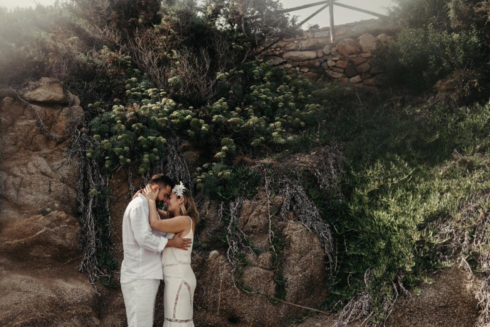 Ślub na Sardynii