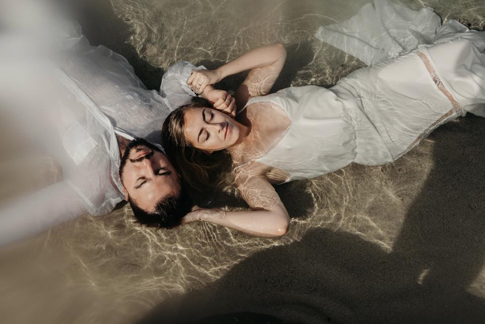 plener ślubny na Sardynii