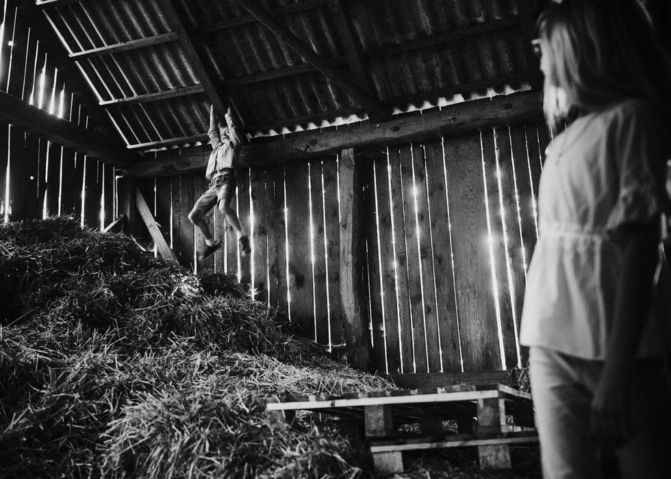 sesja dzieci na wsi