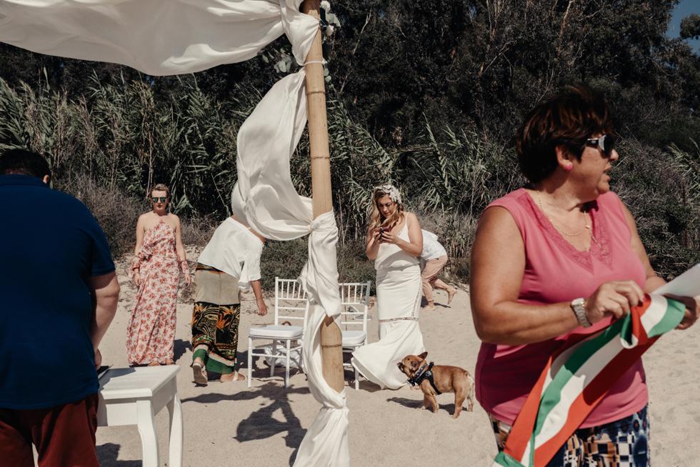 cywilny ślub na sardynii