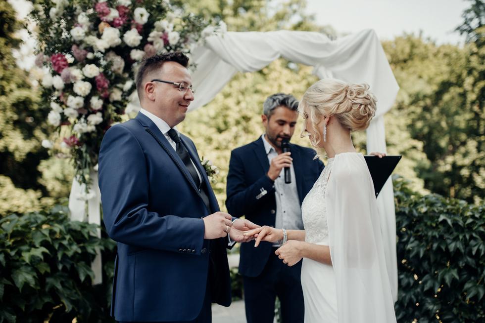 Humanistyczny ślub w Krakowie
