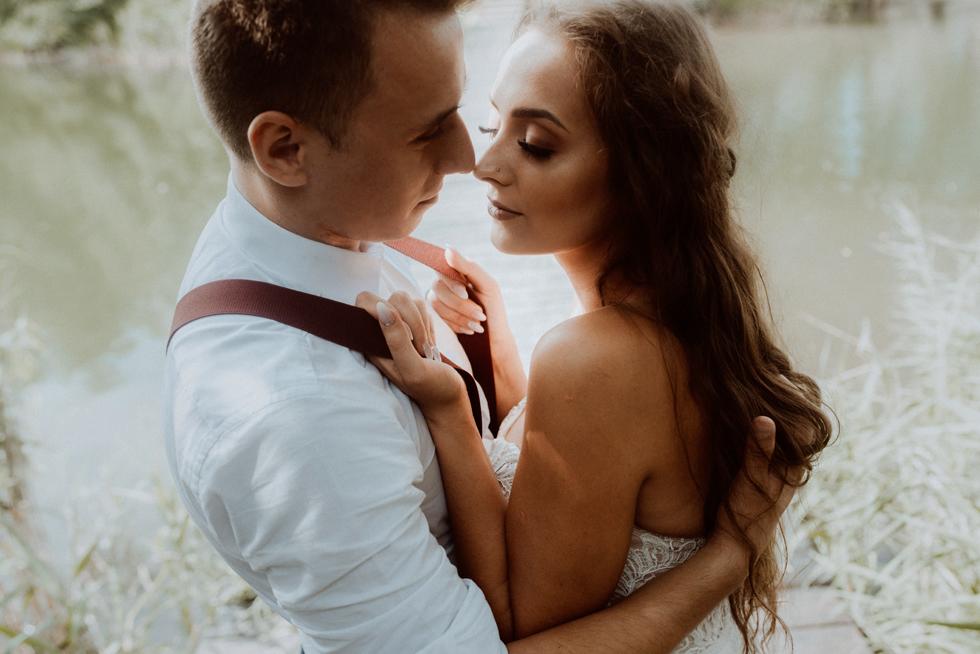 Plener ślubny Śląsk